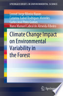 Climate Change Impact on Environmental Variability in the Forest Book