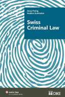 Swiss Criminal Law