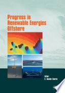 Progress in Renewable Energies Offshore