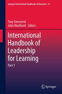 International Handbook of Leadership for Learning