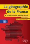 Pdf La géographie de la France : les nouvelles dynamiques spatiales du territoire Telecharger