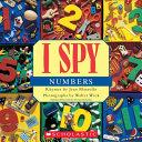 I Spy Numbers Book