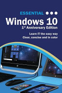 Essential Windows 10 Book PDF