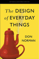 The Design of Everyday Things book cover