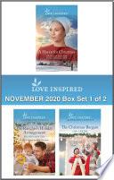 Harlequin Love Inspired November 2020   Box Set 1 of 2