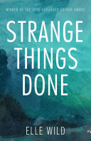 Strange Things Done Book