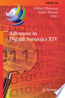 Advances in Digital Forensics XIV