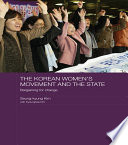 The Korean Women S Movement And The State