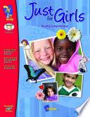 Just for Girls Gr  1 3 Reading Comprehension