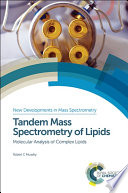 Tandem Mass Spectrometry of Lipids