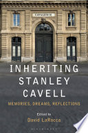 Inheriting Stanley Cavell Book