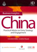 Business Insights   China Book