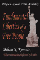 Fundamental Liberties of a Free People