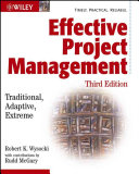 Effective Project Management Book