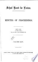 Minutes of Proceedings