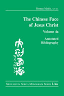 The Chinese Face of Jesus Christ: