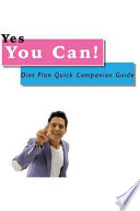 Yes, You Can Diet Plan Quick Companion Guide