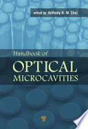 Handbook of Optical Microcavities