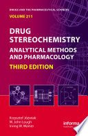 Drug Stereochemistry Book