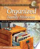 The Organized Family Historian