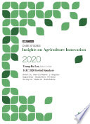 Case Studies  Insights on Agriculture Innovation 2020  IAAS Series