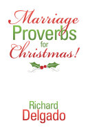 Marriage Proverbs for Christmas! Pdf/ePub eBook