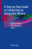 A Step-by-Step Guide to Conducting an Integrative Review Pdf/ePub eBook