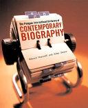 The Penguin International Dictionary Of Contemporary Biography