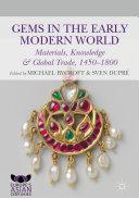 Pdf Gems in the Early Modern World