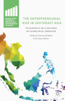 Pdf The Entrepreneurial Rise in Southeast Asia Telecharger