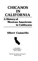 Chicanos in California Book