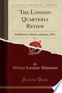 The London Quarterly Review, Vol. 2