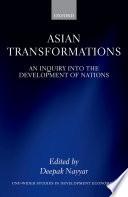 Asian Transformations