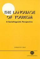 The language of tourism