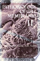 Pathobiology Of Cell Membranes