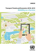 Transport Trends and Economics 2018 2019