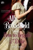 How to Beguile a Duke [Pdf/ePub] eBook