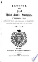 Journal of the Royal United Service Institution, Whitehall Yard