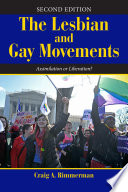 The Lesbian and Gay Movements Book