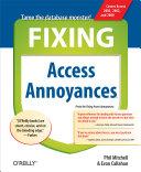 Pdf Fixing Access Annoyances Telecharger