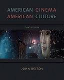 American Cinema American Culture Book