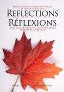Pdf Reflections on Canada's Past, Present and Future in International Law/Réflexions sur le passé, le présent et l'avenir du Canada en droit international Telecharger