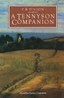 A Tennyson Companion Pdf/ePub eBook