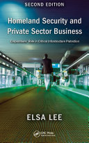 Homeland Security and Private Sector Business Pdf/ePub eBook