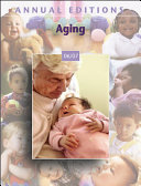 Annual Editions  Aging Book