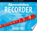 Abracadabra Recorder Book
