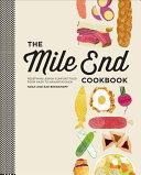 The Mile End Cookbook Pdf/ePub eBook