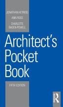 Architect s Pocket Book