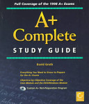 Cover of A+ Complete Study Guide