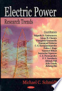 Electric Power Research Trends